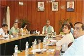 cm directived to forest officials
