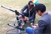 student s awesome built in whatsapp powered gun