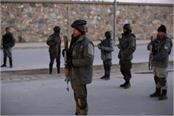 afghan security forces attack 5 people die