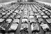 the  greatest pandemic in history  was 100 years ago