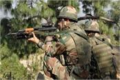 infiltration bid foiled in keran sector