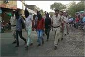 police foiled proceedings of rape accused