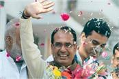 shivraj blooms 56 inch chest on election announcements