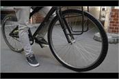 bicycle tyre developed with new technology that will never be punctured