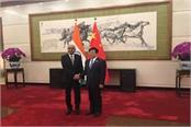 india china discussions on security cooperation after wuhan