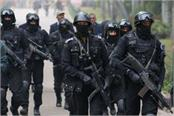 nsg commandos will appoint in kashmir