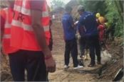 arunachal pradesh 5 people die in landslides due to heavy rains in itanagar