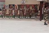 retreat ceremonial time changed over indo pak borders