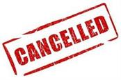 licence cancel