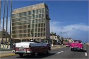 another us diplomat suffers from residual illness in cuba