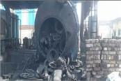 tire factory in mathura cracked boiler one s painful death