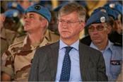 united states secretary general of un peacekeeping missions will visit india