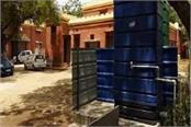 initiatives of agarivans to prevent pollution built bio toilet