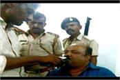 rjd leader drink liquor with friends