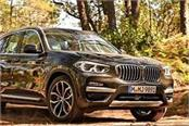 bmw launches petrol variant of bmw x3 in india