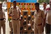 500 bottles of liquor caught