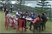 governer acharya devvrat reaches rajgarh on his second tour