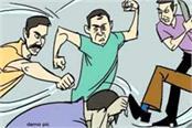 amb chaksarai bike driver beating
