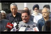 gulchain singh welcome governor rule in jammu kashmir