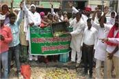 farmers boycott business