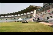 protest against privatization efforts of noida stadium
