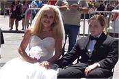 50 year old bride and 12 year old groom will wonder how this couple s story