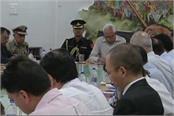governor call urgent meeting in jammu kashmir