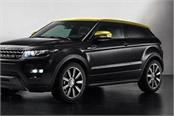 range rover evoque three door discontinued