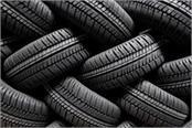 11 lakh tires stolen