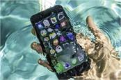 apple iphone 7 survives 48 hours in the ocean discovered by diver