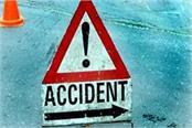 kangra road accident 2 injured