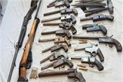 factory busted in illegal weapon making factory in kanpur