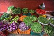 vegetables disappeared from people plate due to high rates