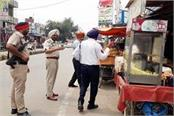 police do not know about the illegal occupants in the markets