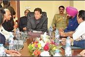 navjot singh sidhu attends imran khan s oath taking ceremony