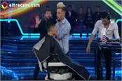 amazing and weird news barber born with no hands