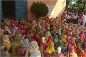 punjab kesari group distribute relife among border villagers