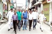 hamirpur market closed on death of vajpayee rally