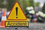 driver injured in truck collision collision