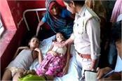 school van reverses uncontrolled injures 18 children