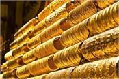 weak demand of gold silver down
