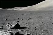 information from chandrayaan 1 on the moon is the presence of ice