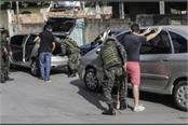 11 suspected criminals two soldiers killed in brazil anti drug operation