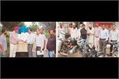 3 kilometer followed by van over 1 000 kg of paneer recovered