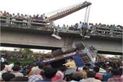 increasing deaths due to continuous bridge accidents in the country