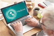increasing market of  online  drugs