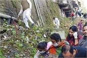 jp nadda in swach bharat campaign in shimla