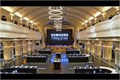 samsung opens the world s largest mobile experience center