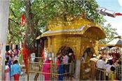 4 priest in womb house of chintpurni temple