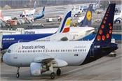 brussels flight to be closed from mumbai